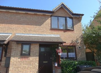 Thumbnail 2 bed end terrace house to rent in Barleyfields, Witham