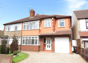 Thumbnail 4 bed semi-detached house for sale in Victoria Road, Bradmore, Wolverhampton
