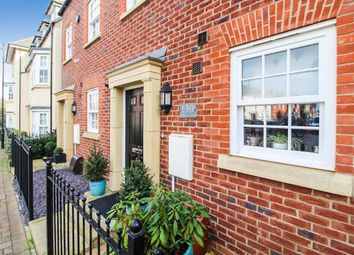 3 bed terraced house for sale in Wilkinson Road, Kempston, Bedford MK42