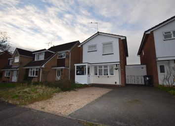 Thumbnail 3 bed detached house to rent in Inglewood Avenue, Mickleover, Derby