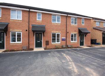 Thumbnail 3 bedroom town house for sale in Bambury Drive, Talke, Stoke-On-Trent