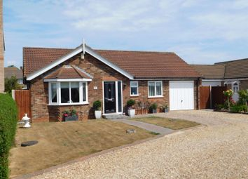 Thumbnail 3 bed detached bungalow for sale in Danial Close, Winthorpe, Skegness