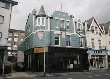 Thumbnail Studio to rent in Ebrington Street, Plymouth