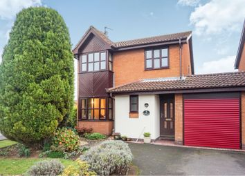 Thumbnail 4 bed detached house for sale in Oaklands Close, Hill Ridware, Rugeley