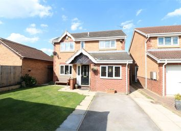 Thumbnail 4 bed detached house for sale in The Leas, Cusworth, Doncaster, South Yorkshire