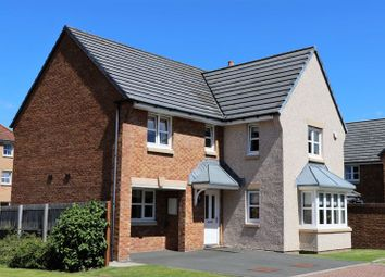 Thumbnail 4 bed detached house for sale in Kirk Place, Bo'ness