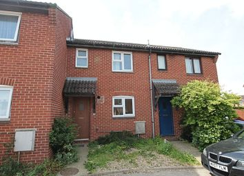 Thumbnail 2 bed terraced house to rent in Castlehaven Close, Chippenham