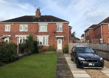Thumbnail 3 bed semi-detached house for sale in Bevin Close, Outwood WF13Es