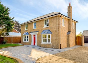 Thumbnail 4 bed detached house for sale in Old London Road, Marks Tey, Colchester