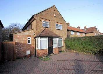 Thumbnail 3 bed semi-detached house for sale in Rectory Road, Hayes