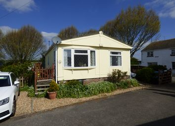 Thumbnail 3 bed mobile/park home for sale in Rope Walk, Littlehampton