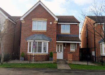 Thumbnail 4 bedroom detached house for sale in Rothbury Drive, Ashington