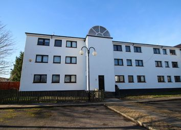 Thumbnail 2 bed flat for sale in Fiddoch Court, Newmains, Wishaw