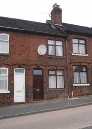 Thumbnail 2 bed terraced house for sale in Anchor Road, Stoke-On-Trent, Staffordshire