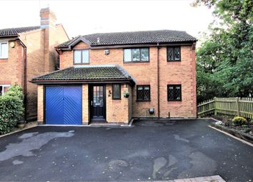 Thumbnail 4 bed detached house for sale in Ravencroft, Bicester