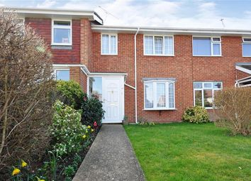 Thumbnail 3 bed terraced house to rent in Downview Way, Yapton, West Sussex