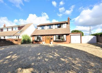 Thumbnail 4 bed detached house for sale in Darkinson Lane, Lea Town, Preston, Lancashire