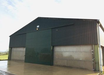 Thumbnail Commercial property to let in Storage Unit, Groveway Farm, Aston Abbotts Road, Weedon, Aylesbury, Buckinghamshire