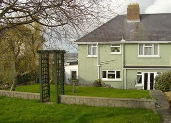 Thumbnail 4 bed property to rent in Parkview Crescent, Pembroke Dock, Pembrokeshire