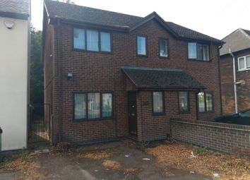 Thumbnail 2 bed semi-detached house for sale in Beeston Road, Nottingham