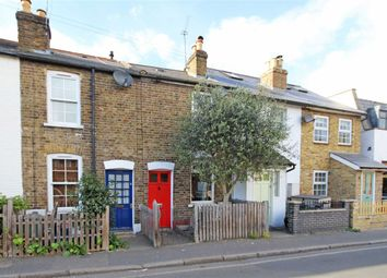 Thumbnail 2 bed terraced house for sale in Holly Road, Twickenham