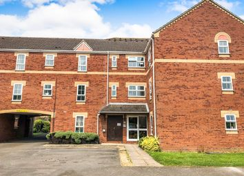 Thumbnail 2 bedroom flat for sale in Telford Close, King's Lynn