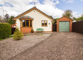 Thumbnail 2 bed detached bungalow for sale in Oaklands Park, Whitecroft, Lydney
