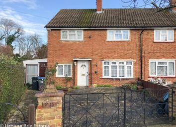 Thumbnail 3 bed end terrace house for sale in Dunley Drive New Addington, Croydon