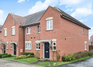 Thumbnail 2 bed end terrace house for sale in Fallows Road, Padworth, Reading
