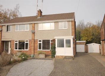 Thumbnail 3 bed semi-detached house for sale in Belfit Drive, Wingerworth, Chesterfield
