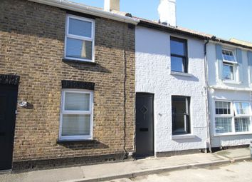 Thumbnail 2 bed terraced house for sale in York Road, Walmer, Deal