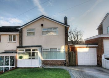Thumbnail 3 bed semi-detached house for sale in Woodville Road, West Denton Hall, Newcastle Upon Tyne