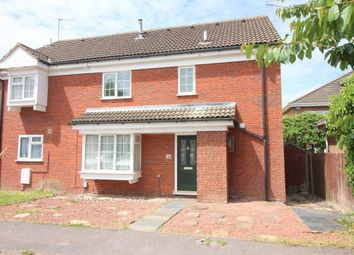 Thumbnail 2 bed property for sale in Howard Close, Luton, Bedfordshire