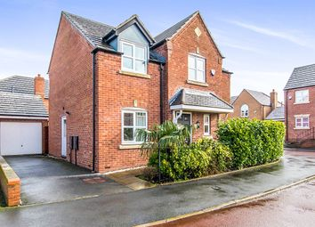 Thumbnail 4 bed detached house for sale in Baroness Road, Audenshaw, Manchester