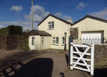 Thumbnail 4 bed cottage to rent in Chilsworthy, Holsworthy