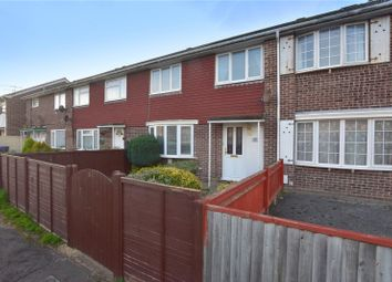 Thumbnail 3 bed detached house for sale in Lisher Road, Lancing, West Sussex