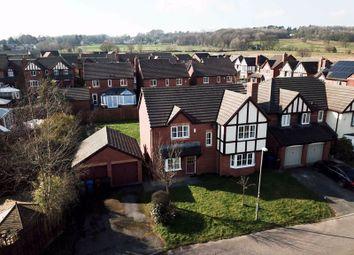 Thumbnail 4 bed detached house for sale in Mercer Drive, Great Harwood, Blackburn