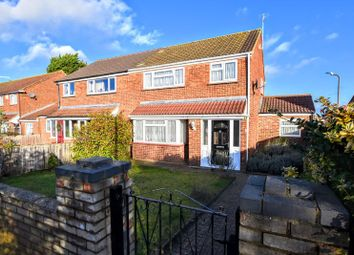 3 bed semi-detached house for sale in Hertford Place, Bletchley, Milton Keynes MK3