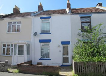 Thumbnail 2 bed terraced house to rent in Melville Road, Gosport