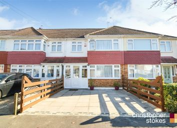 Thumbnail 3 bedroom terraced house for sale in Debenham Road, Cheshunt, Cheshunt, Hertfordshire