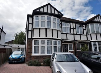 Thumbnail 4 bed semi-detached house for sale in Lancaster Road, South Norwood