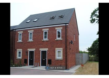 Thumbnail 3 bed semi-detached house to rent in Scholars Green, Wigton