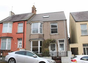 Thumbnail 4 bed semi-detached house for sale in Treowen Road, Pembroke Dock
