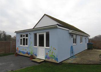 Thumbnail 1 bed bungalow to rent in Broughton Lane, Broughton, Aylesbury