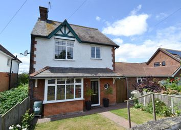Thumbnail 4 bed detached house for sale in Castle Road, Whitstable
