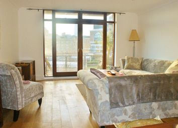 Thumbnail 2 bed flat to rent in Shearwater Court, Star Place, Wapping, London