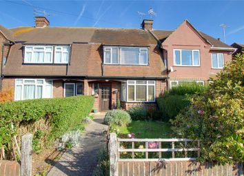 Thumbnail 3 bed terraced house for sale in Congreve Road, Worthing, West Sussex