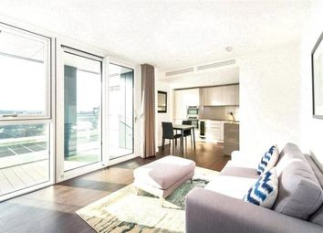 Thumbnail 1 bedroom flat to rent in Haydn Tower, 50 Wandsworth Road