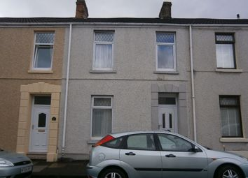 Thumbnail 3 bed terraced house to rent in Pemberton Street, Llanelli