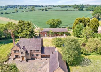 Thumbnail 5 bed country house for sale in Astley, Warwickshire